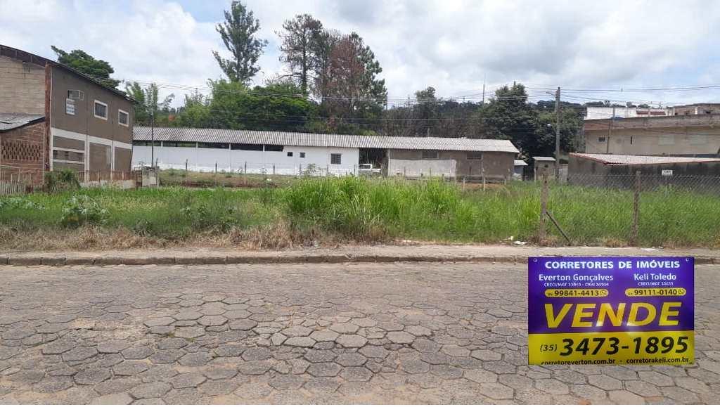 Terreno em Santa Rita do Sapucaí, no bairro Família Andrade