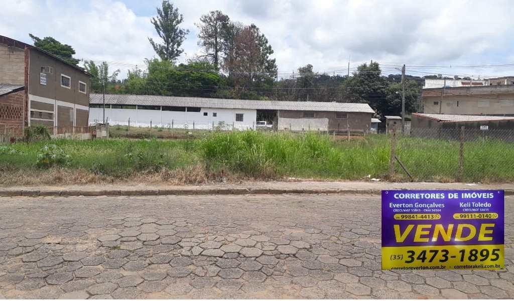 Terreno em Santa Rita do Sapucaí, bairro Família Andrade