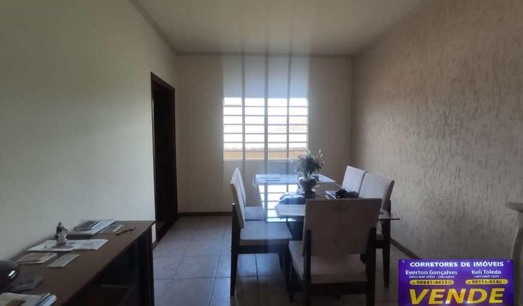 Casa em Santa Rita do Sapucaí, bairro Maristela