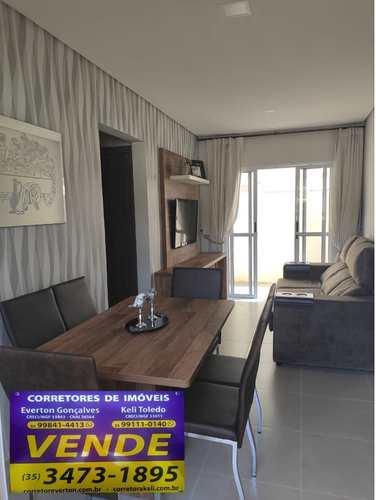 Apartamento, código 320 em Santa Rita do Sapucaí, bairro Morada do Sol