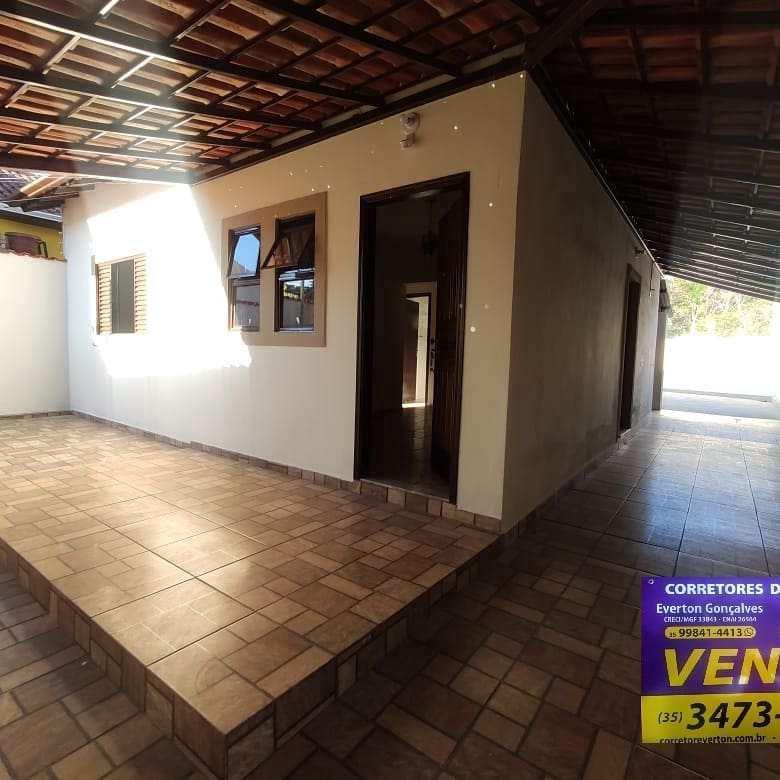 Casa em Santa Rita do Sapucaí, no bairro Monte Belo