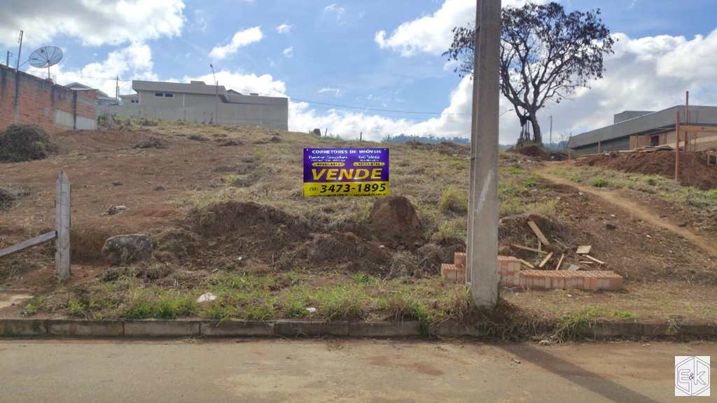 Terreno em Santa Rita do Sapucaí, no bairro Santana II