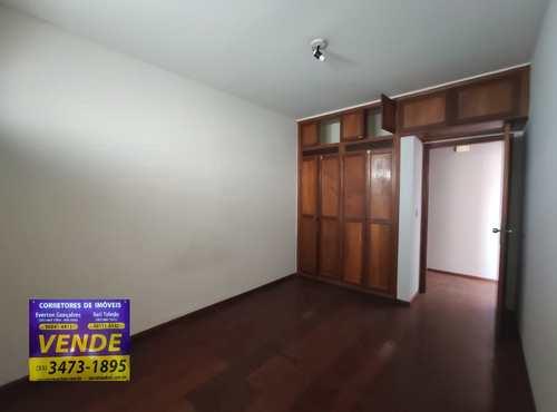 Apartamento, código 337 em Santa Rita do Sapucaí, bairro Centro