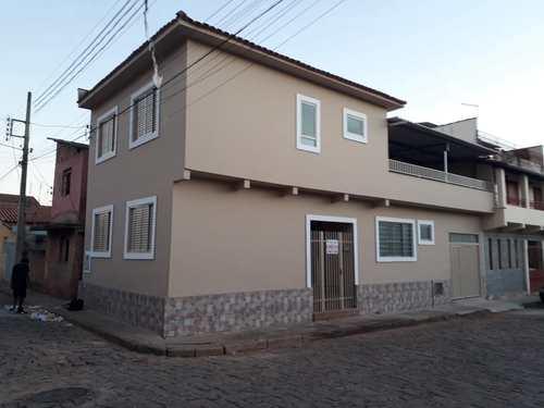 Casa, código 18 em Santa Rita do Sapucaí, bairro Eletrônica
