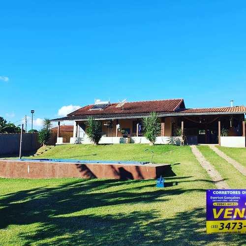 Chácara, código 20 em Santa Rita do Sapucaí, bairro Zona Rural