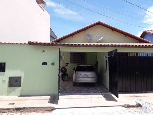 Casa, código 38 em Santa Rita do Sapucaí, bairro Loteamento Por Sol