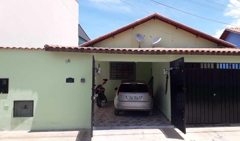 Casa em Santa Rita do Sapucaí, bairro Loteamento Por Sol