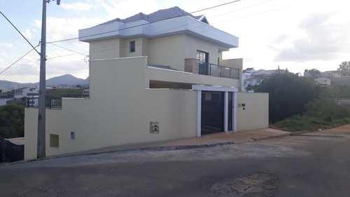 Casa, código 58 em Santa Rita do Sapucaí, bairro Santana II