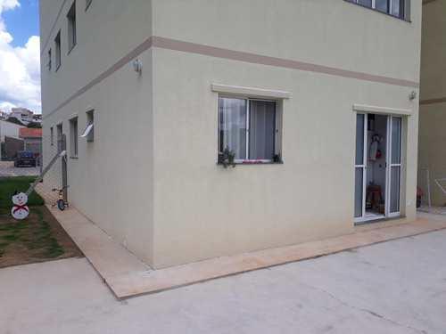 Apartamento, código 64 em Santa Rita do Sapucaí, bairro Monte Verde