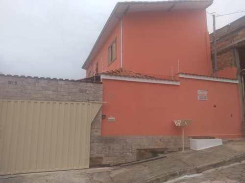 Casa, código 196 em Santa Rita do Sapucaí, bairro Conjunto Pedro Sancho
