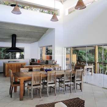Casa de Condomínio em Ubatuba, bairro Praia Dura