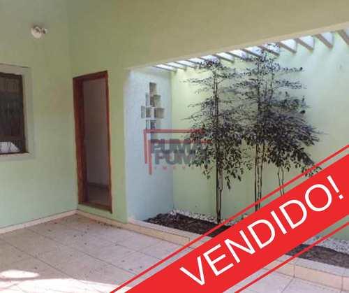 Casa, código 45 em Piracicaba, bairro Garças