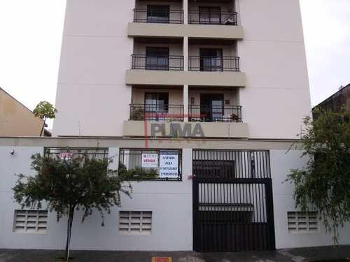 Apartamento, código 76 em Piracicaba, bairro São Judas