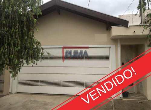 Casa, código 81 em Piracicaba, bairro Residencial Portal da Água Branca