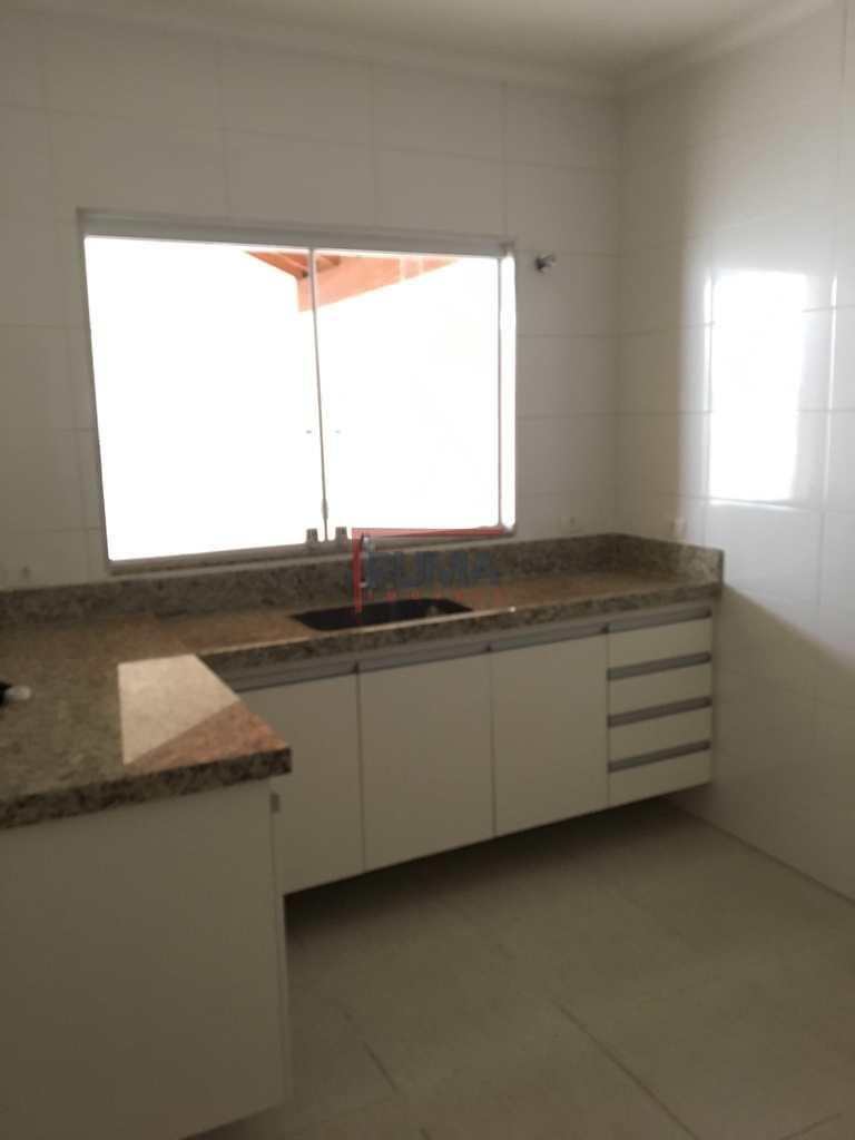 Casa em Piracicaba, no bairro Residencial Portal da Água Branca