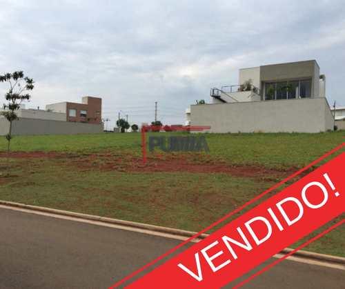 Terreno de Condomínio, código 110 em Piracicaba, bairro Loteamento Santa Rosa