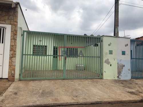 Casa, código 130 em Piracicaba, bairro Perdizes