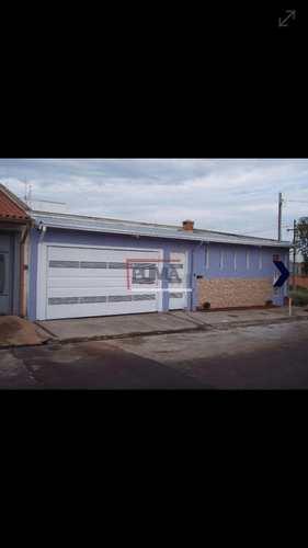 Casa, código 149 em Piracicaba, bairro Pompéia