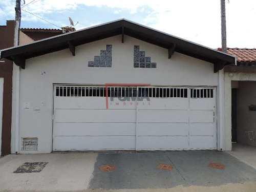 Casa, código 171 em Piracicaba, bairro Prezoto