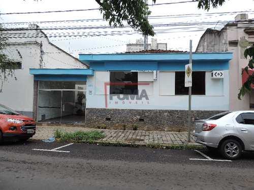 Casa Comercial, código 179 em Piracicaba, bairro Centro