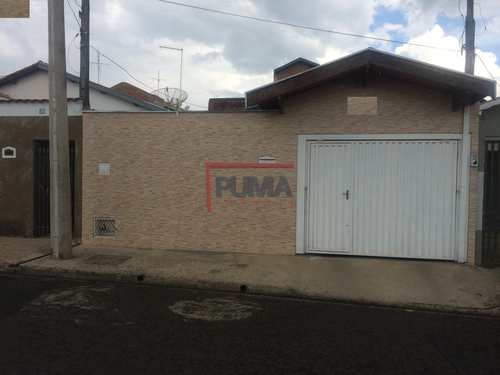 Casa, código 224 em Piracicaba, bairro Jardim Alvorada