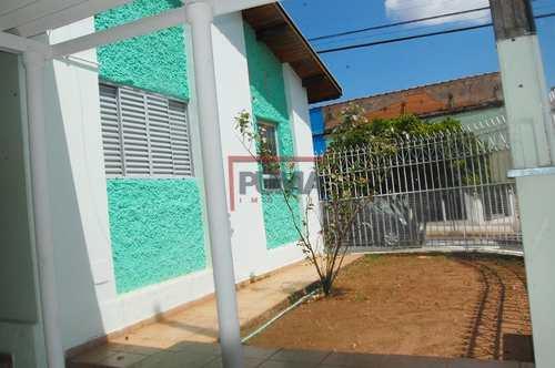 Casa, código 235 em Piracicaba, bairro Vila Monteiro