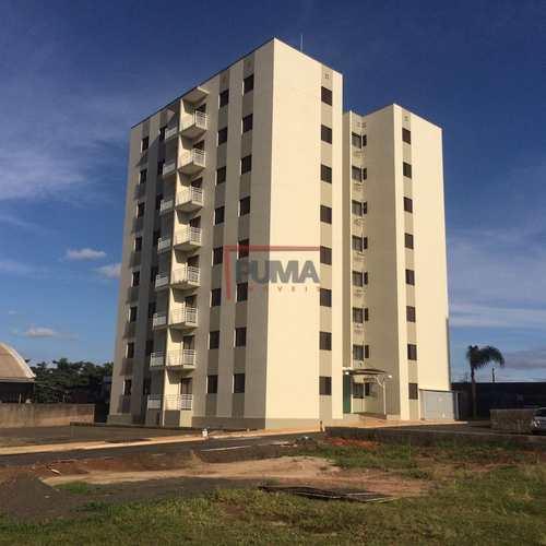 Apartamento, código 240 em Piracicaba, bairro Morumbi