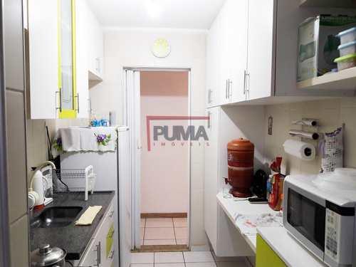 Apartamento, código 249 em Piracicaba, bairro Jardim Caxambu