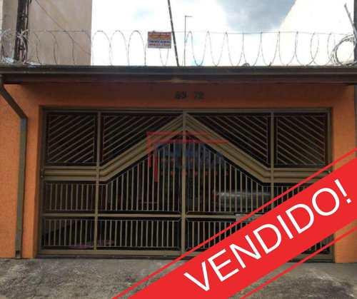 Casa, código 266 em Piracicaba, bairro Parque Orlanda I