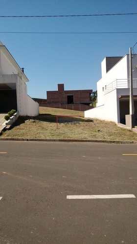 Terreno de Condomínio, código 269 em Piracicaba, bairro Jardim São Francisco