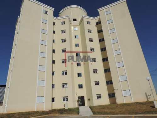 Apartamento, código 283 em Piracicaba, bairro Dois Córregos