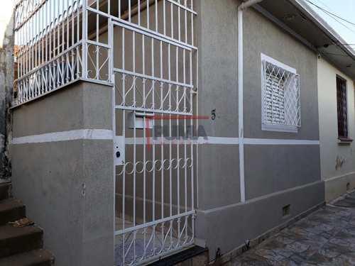 Casa, código 298 em Piracicaba, bairro Paulista