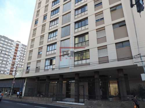 Apartamento, código 299 em Piracicaba, bairro Centro