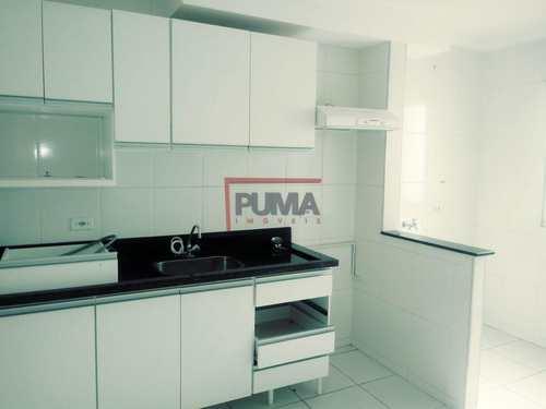 Apartamento, código 304 em Piracicaba, bairro Dois Córregos