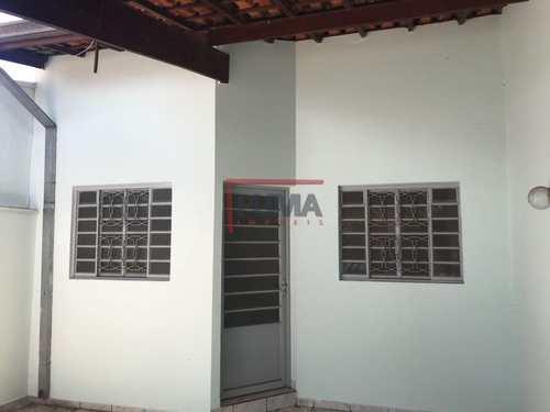 Casa, código 307 em Piracicaba, bairro Perdizes