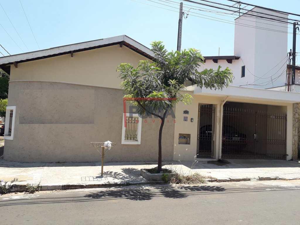 Casa em Piracicaba, no bairro São Dimas