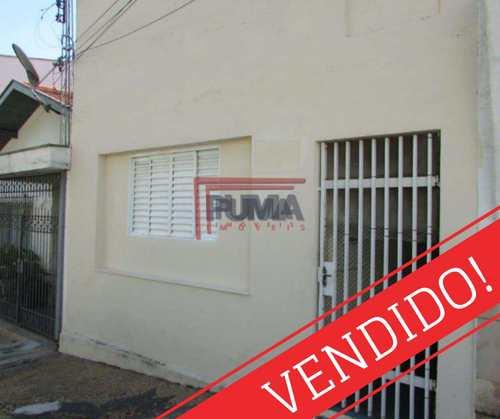 Casa, código 312 em Piracicaba, bairro Alto