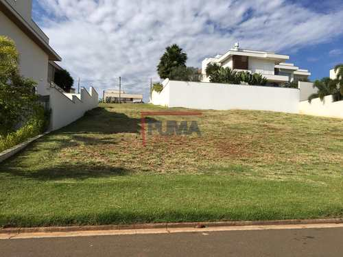 Terreno de Condomínio, código 329 em Piracicaba, bairro Loteamento Santa Rosa