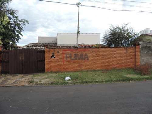 Casa, código 337 em Piracicaba, bairro São Dimas