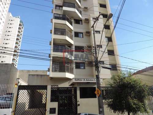 Apartamento, código 341 em Piracicaba, bairro Centro
