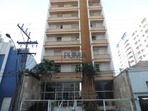 Apartamento, código 351 em Piracicaba, bairro Centro