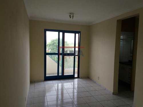 Apartamento, código 353 em Piracicaba, bairro Glebas Califórnia