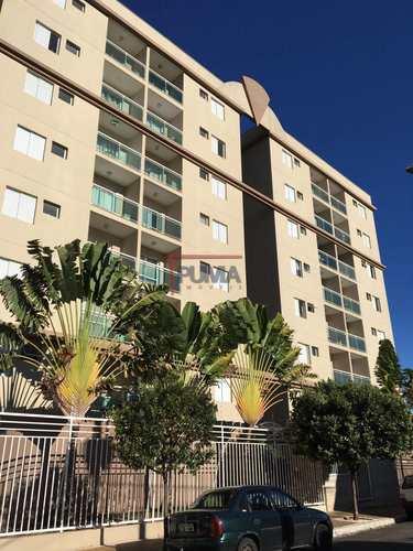 Apartamento, código 381 em Piracicaba, bairro Vila Monteiro