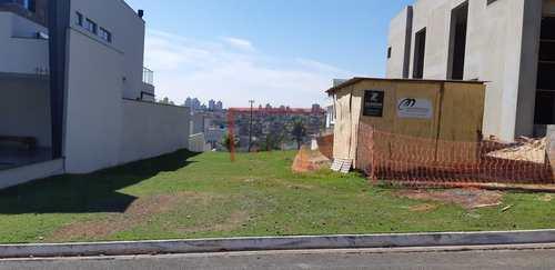 Terreno de Condomínio, código 401 em Piracicaba, bairro Loteamento Residencial Reserva do Engenho