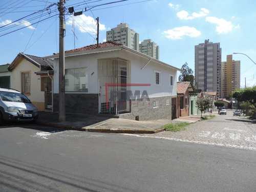 Casa, código 403 em Piracicaba, bairro Alto