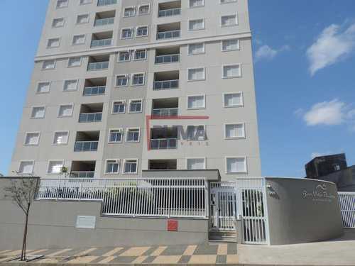 Apartamento, código 412 em Piracicaba, bairro Paulicéia