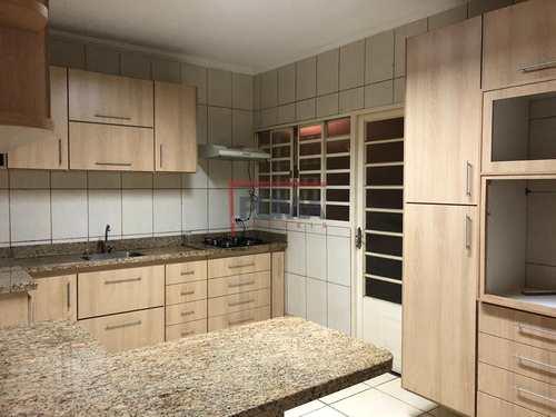 Casa, código 418 em Piracicaba, bairro Jardim Caxambu