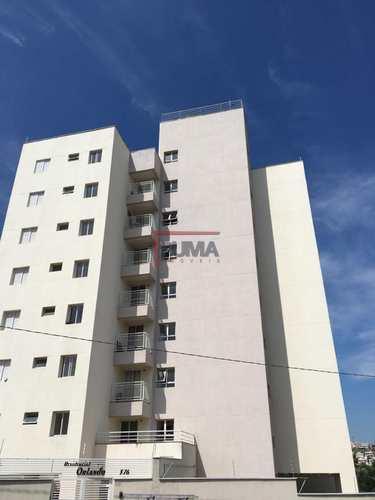 Apartamento, código 419 em Piracicaba, bairro Jaraguá