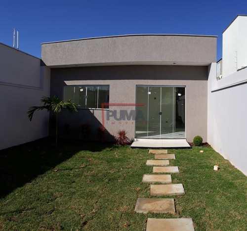 Casa, código 478 em Piracicaba, bairro Água Branca