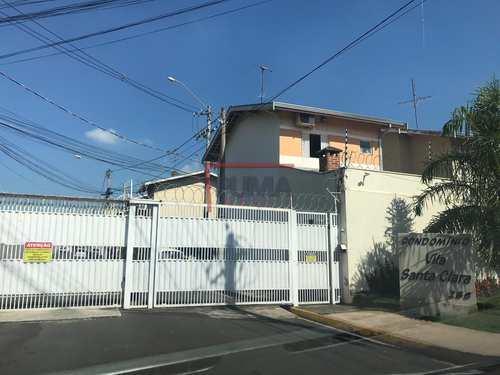 Casa de Condomínio, código 486 em Piracicaba, bairro Jardim Três Marias